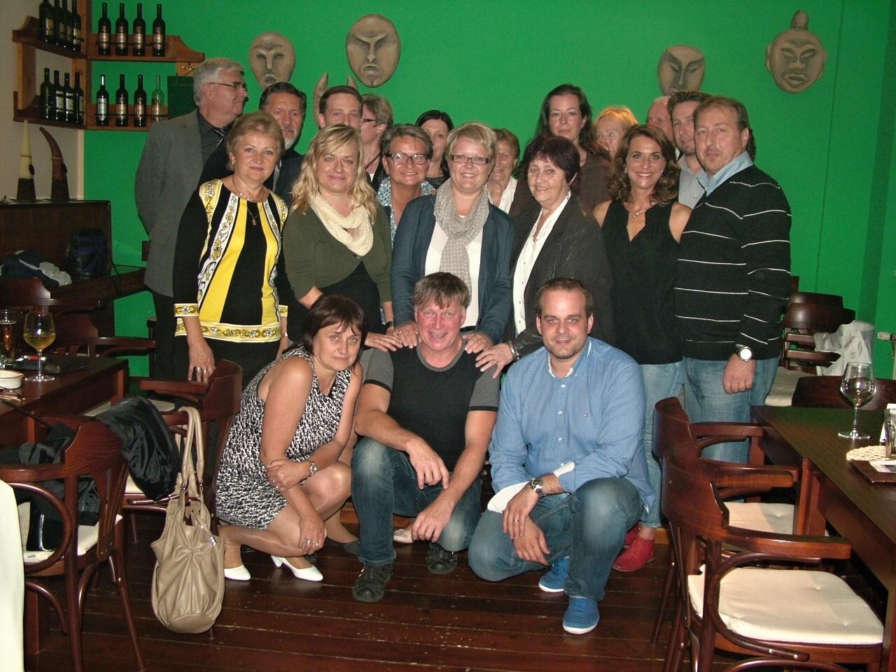 Návštěva divadla v Příbrami